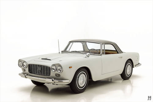 1962 Lancia Flaminia GT 3C Coupe SOLD (picture 1 of 6)