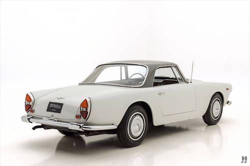 1962 Lancia Flaminia GT 3C Coupe SOLD (picture 3 of 6)