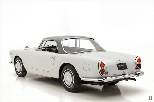1962 Lancia Flaminia GT 3C Coupe SOLD (picture 4 of 6)