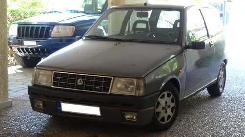 1985 Lancia / Autobianchi Y10 Turbo in Athens For Sale (picture 1 of 6)