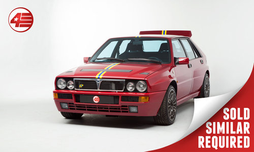 1995 Lancia Delta HF Integrale Final Edition /// Just 47k Miles SOLD (picture 1 of 2)