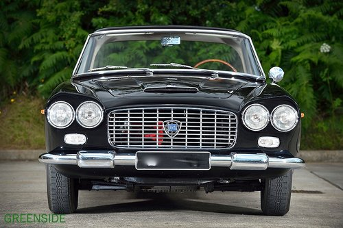 1963 Lancia Flaminia GT Convertible Hardtop SALE! SOLD (picture 6 of 6)