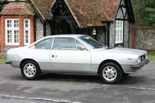 1977 Lancia Beta Coupe 2.0 S2 pre face lift. For Sale (picture 5 of 6)