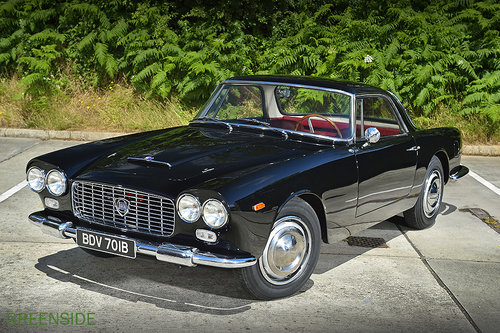 LANCIA FLAMINIA 3C GT COUPE 1963 Sublime! For Sale (picture 2 of 6)