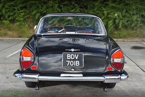 LANCIA FLAMINIA 3C GT COUPE 1963 Sublime! For Sale (picture 6 of 9)
