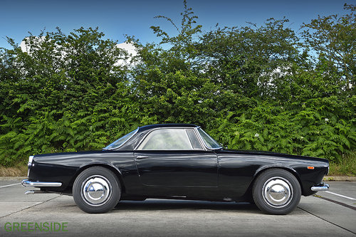 LANCIA FLAMINIA 3C GT COUPE 1963 Sublime! For Sale (picture 1 of 6)