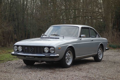 1970 Lancia Flavia 2000 Coupe SOLD (picture 1 of 6)