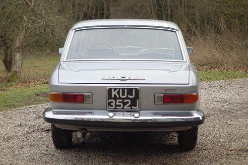 1970 Lancia Flavia 2000 Coupe SOLD (picture 3 of 6)