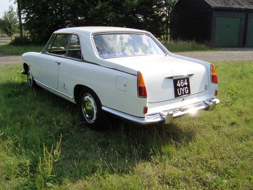 1959 Lancia Flaminia Pininfarina 2.5 Coupe For Sale (picture 3 of 6)