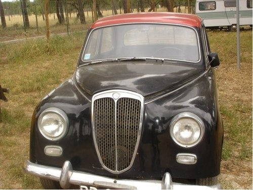 1956 Lancia Appia 2 S For Sale (picture 1 of 6)