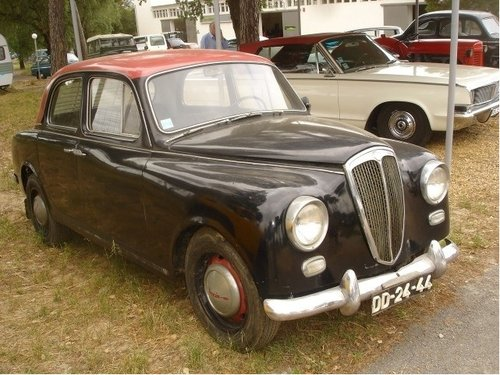 1956 Lancia Appia 2 S For Sale (picture 2 of 6)