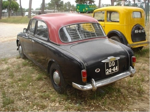 1956 Lancia Appia 2 S For Sale (picture 3 of 6)