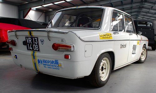 1965 LANCIA FULVIA 2C RACE /RALLY CAR SOLD (picture 4 of 6)