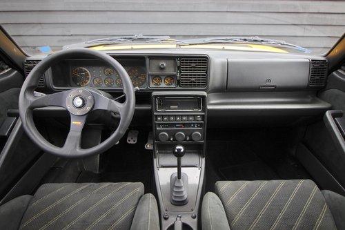 1994 A ''Giallo Ginestra'' Lancia Delta Integrale Evo 2 For Sale (picture 3 of 6)