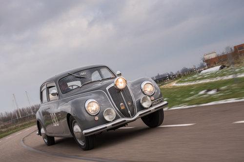 1953  Scuderia Lancia Aurelia B22 Works Mille Miglia Car For Sale (picture 1 of 6)
