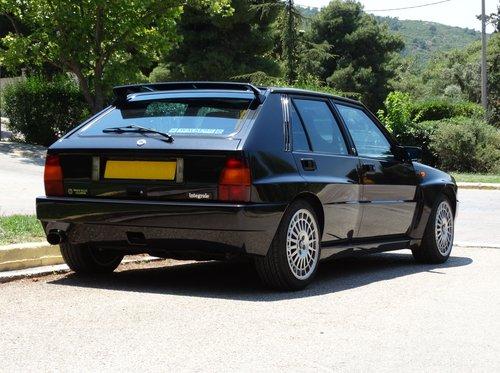 1992 Lancia Delta Integrale Evolutione 1, ex-Alberto Tomba SOLD (picture 1 of 6)