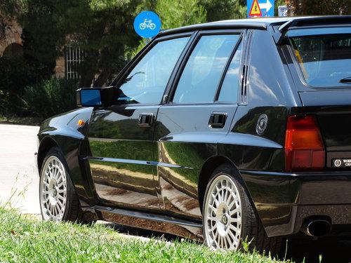 1992 Lancia Delta Integrale Evolutione 1, ex-Alberto Tomba SOLD (picture 3 of 6)