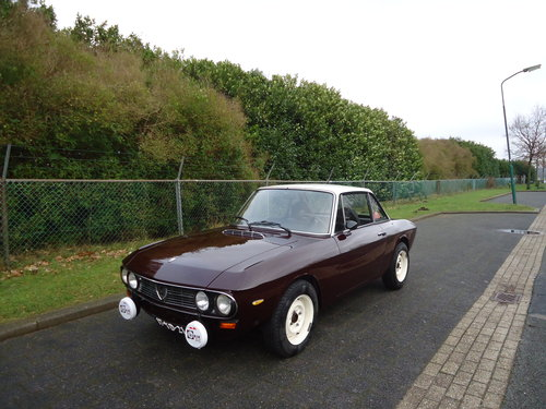Lancia Fulvia 3 1.3s Monte Carlo 1975, Rallye prepared For Sale (picture 1 of 6)