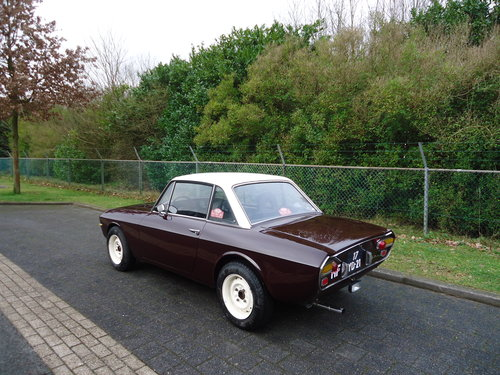 Lancia Fulvia 3 1.3s Monte Carlo 1975, Rallye prepared For Sale (picture 2 of 6)