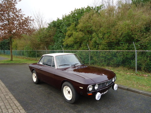 Lancia Fulvia 3 1.3s Monte Carlo 1975, Rallye prepared For Sale (picture 5 of 6)