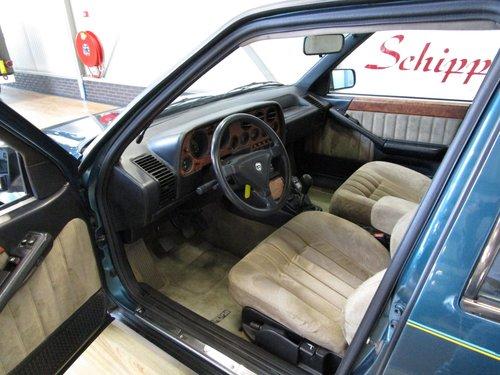 1989 Lancia Thema 8.32 V8 Ferrari engine!! For Sale (picture 4 of 6)
