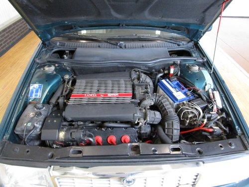 1989 Lancia Thema 8.32 V8 Ferrari engine!! For Sale (picture 5 of 6)