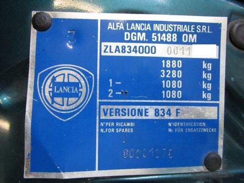 1989 Lancia Thema 8.32 V8 Ferrari engine!! For Sale (picture 6 of 6)