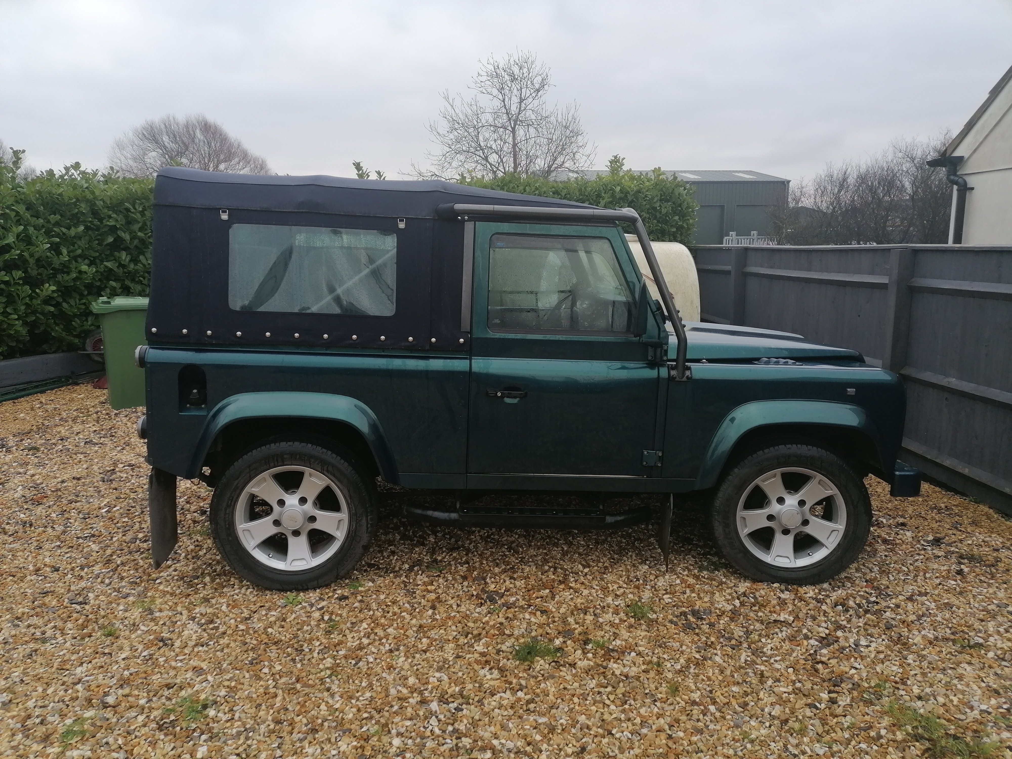 1998 Defender For Sale (picture 4 of 6)