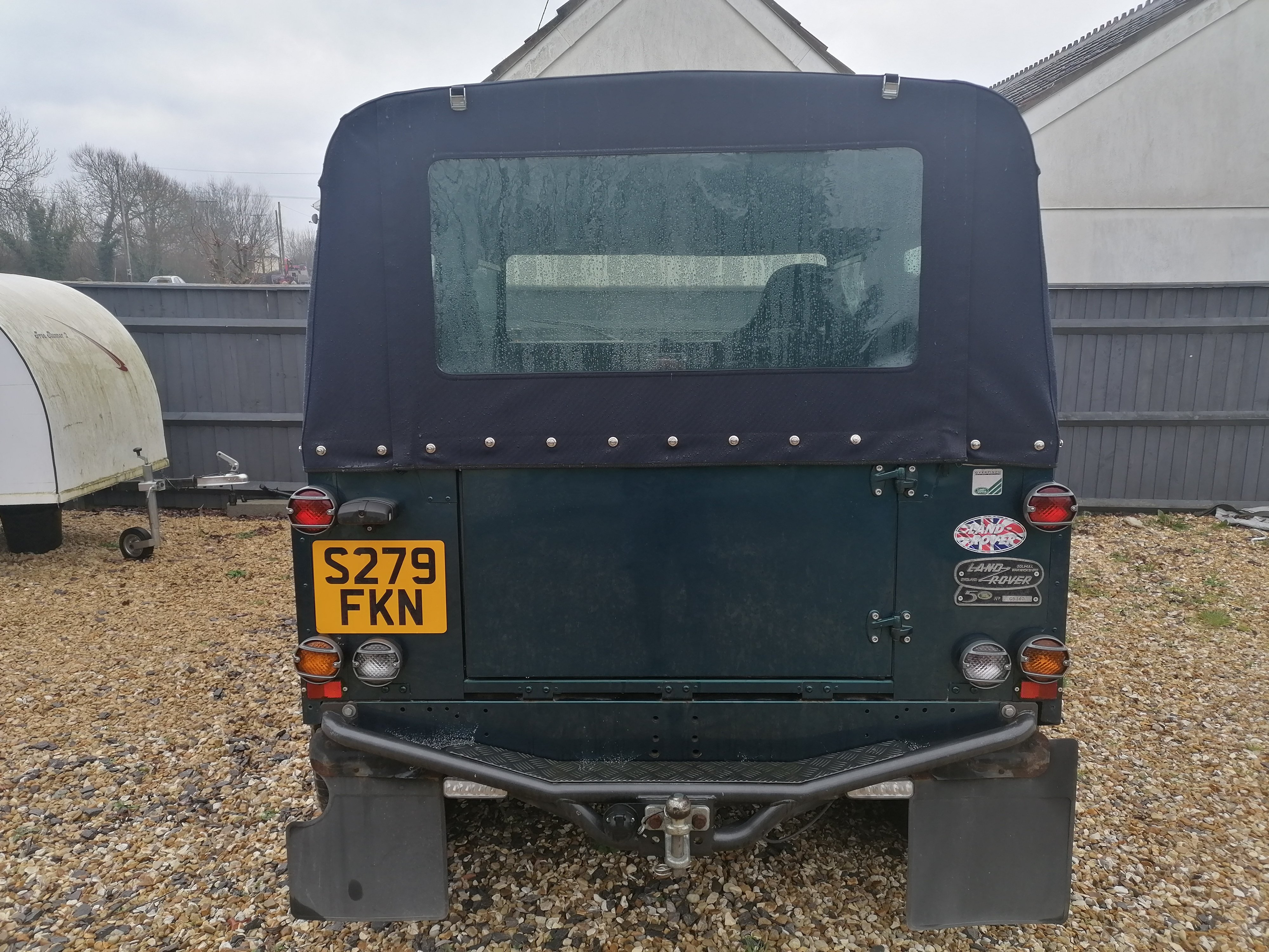 1998 Defender For Sale (picture 5 of 6)