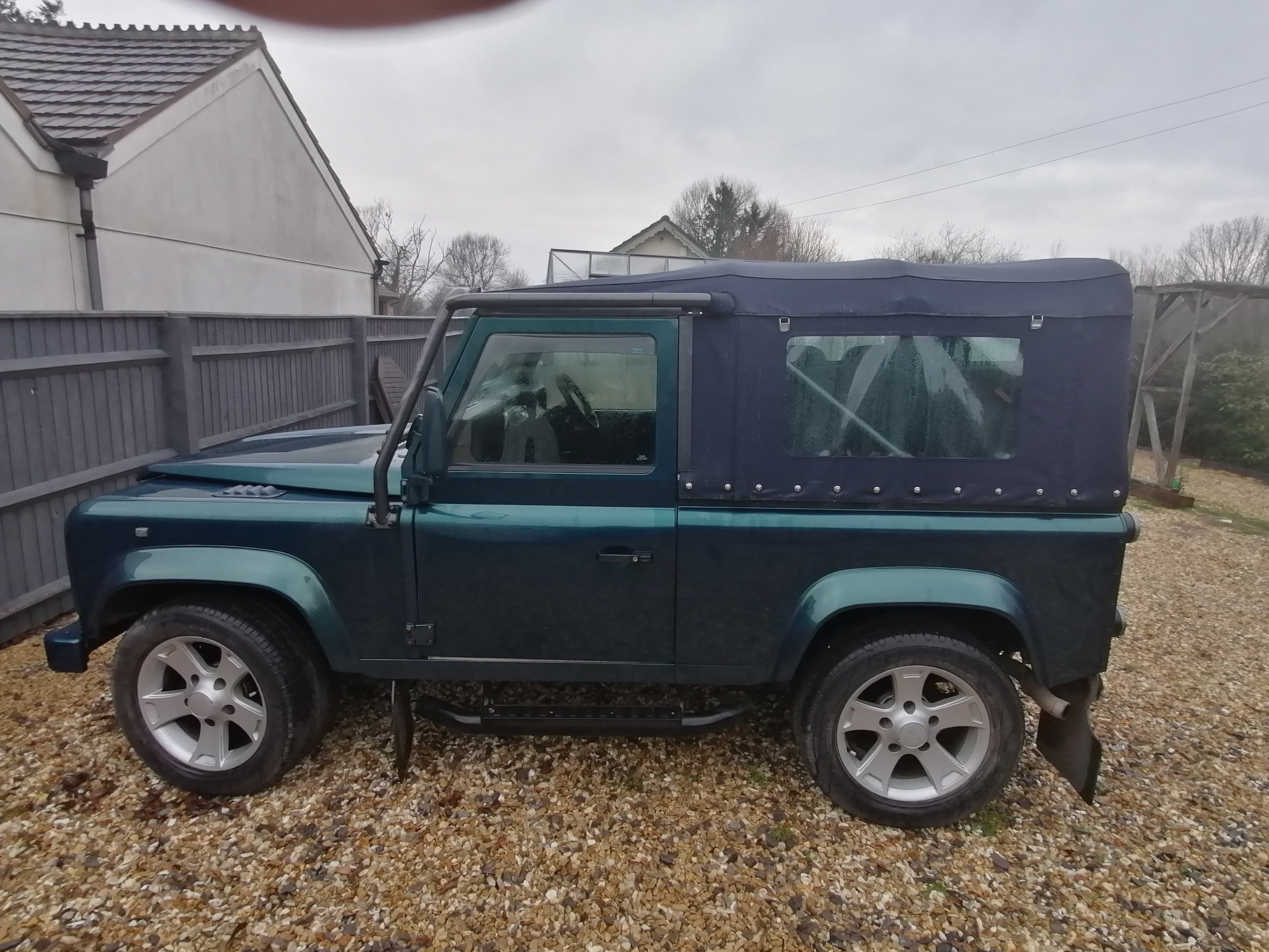 1998 Defender For Sale (picture 6 of 6)