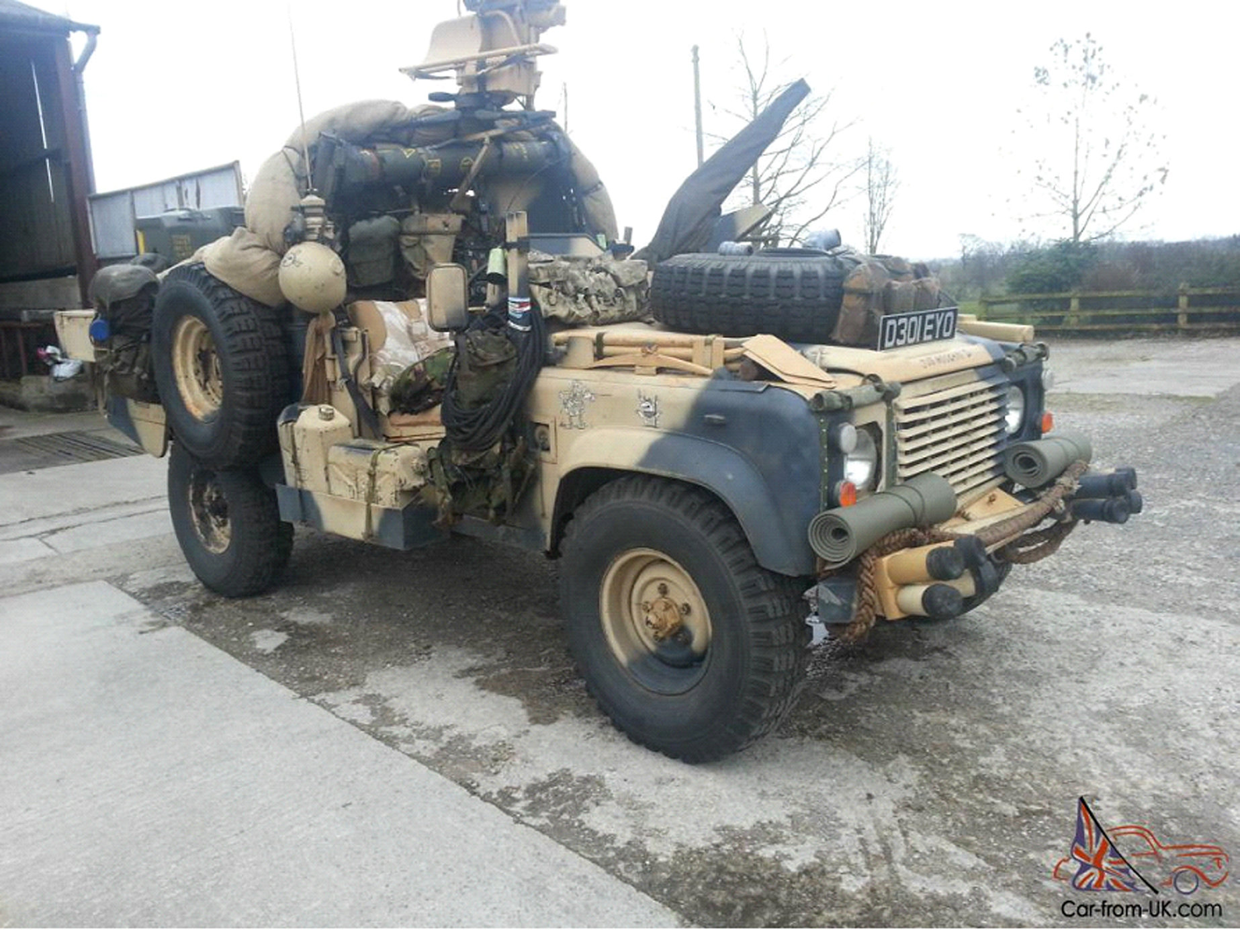 1986 SAS DPV  reproduction 1 of 2 by Dave Shatford For Sale (picture 1 of 3)