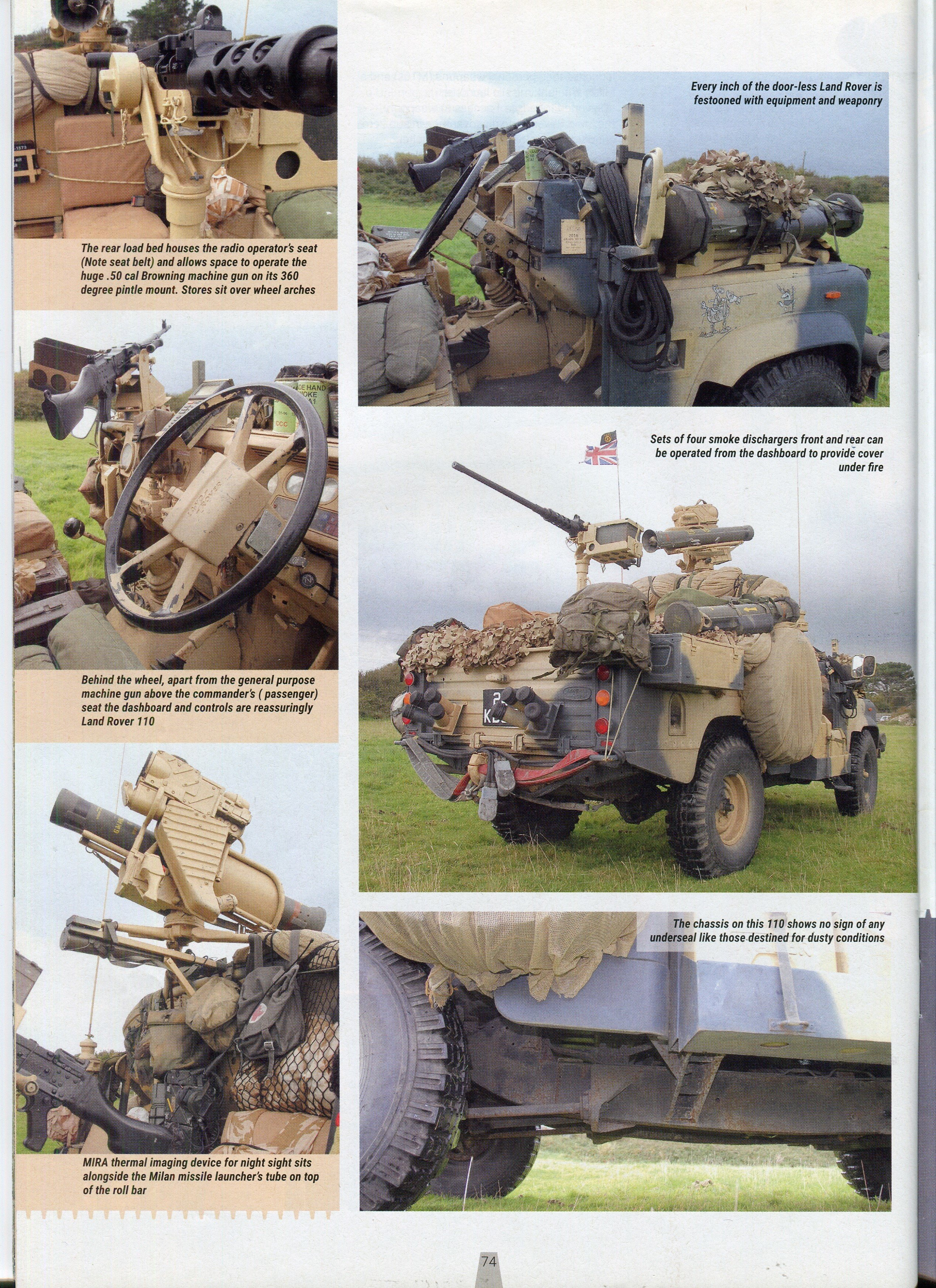 1986 SAS DPV  reproduction 1 of 2 by Dave Shatford For Sale (picture 3 of 3)