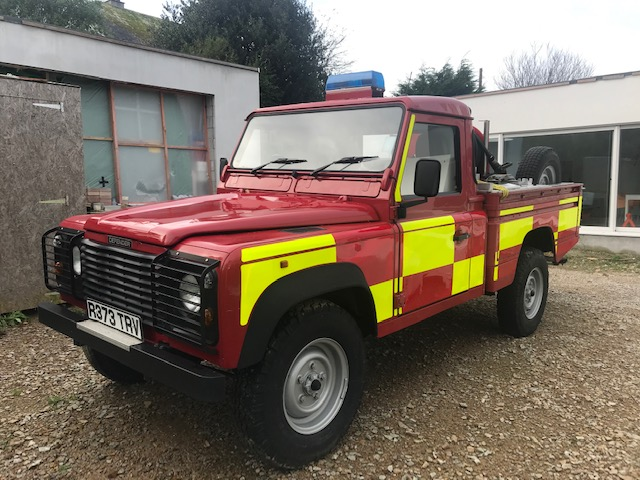 Picture of 1998 Land Rover Defender 110 - very low mileage