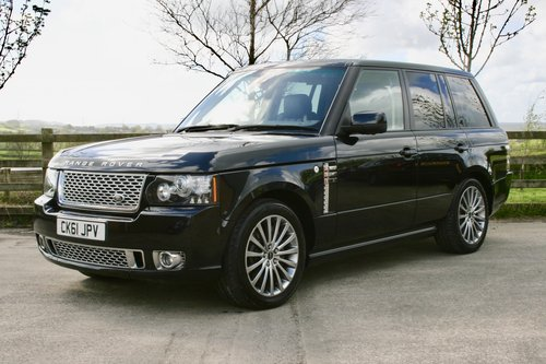 RANGE ROVER AUTOBIOGRAPHY 4.4D V8 2011 SOLD (picture 1 of 6)