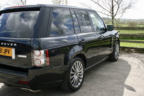 RANGE ROVER AUTOBIOGRAPHY 4.4D V8 2011 SOLD (picture 2 of 6)