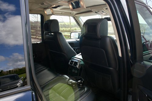 RANGE ROVER AUTOBIOGRAPHY 4.4D V8 2011 SOLD (picture 5 of 6)