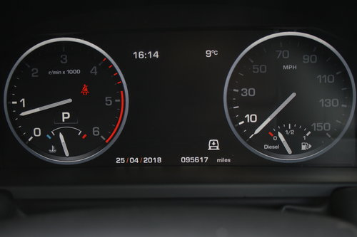 RANGE ROVER AUTOBIOGRAPHY 4.4D V8 2011 SOLD (picture 6 of 6)