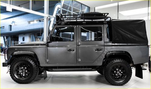 2016 LAND ROVER DEFENDER DOUBLE CAB PICK UP LHD For Sale (picture 2 of 6)