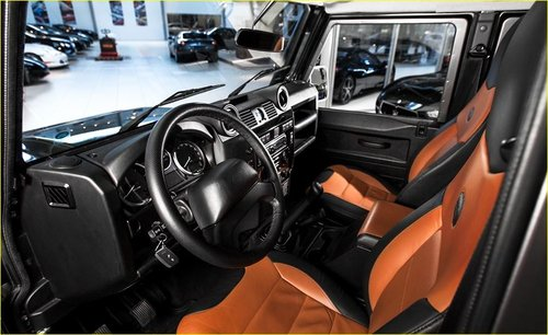 2016 LAND ROVER DEFENDER DOUBLE CAB PICK UP LHD For Sale (picture 3 of 6)