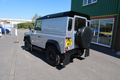 2014 Land Rover Defender 90 2.2TD County HARD TOP  SOLD (picture 3 of 6)