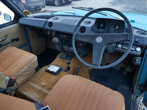 1973 Land Rover Range Rover Suffix C 52,000 Miles From New SOLD (picture 3 of 6)