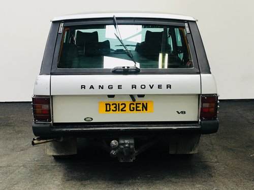 1986 LAND ROVER RANGE ROVER 3.5 V8 EFI AUTO SOLD (picture 4 of 6)
