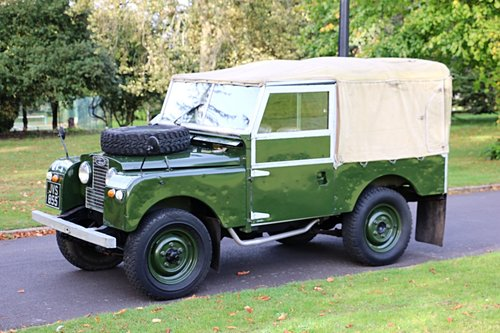 1956 Land Rover Series 1 For Self Drive Hire For Hire (picture 4 of 4)