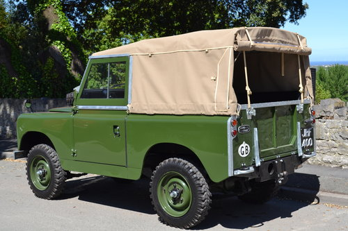 1960 Land Rover Series 2 88