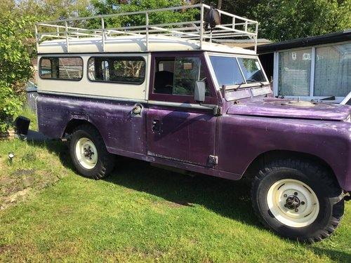 1975 Land Rover series three For Sale (picture 2 of 2)