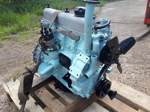 Willys Jeep For Sale >> 2.25 Landrover Lightweight engine * New Remanufactured* For Sale | Car And Classic