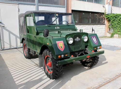 LAND ROVER SERIE 1 MINERVA 1953 For Sale (picture 1 of 6)