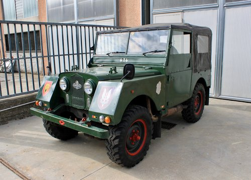 LAND ROVER SERIE 1 MINERVA 1953 For Sale (picture 2 of 6)
