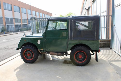LAND ROVER SERIE 1 MINERVA 1953 For Sale (picture 3 of 6)