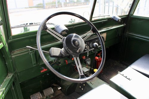 LAND ROVER SERIE 1 MINERVA 1953 For Sale (picture 4 of 6)